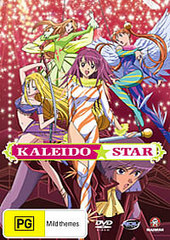 Kaleido Star - Collection (6 Disc Set) on DVD