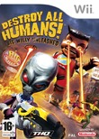 Destroy All Humans! Big Willy Unleashed for Nintendo Wii
