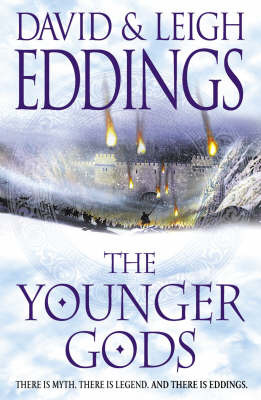 The Younger Gods (The Dreamers #4) by David Eddings