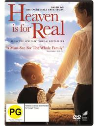Heaven is for Real on DVD