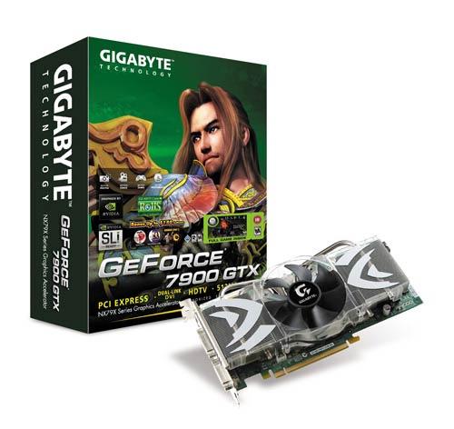 Gigabyte GB 7900GTX  512MB    PCIE image