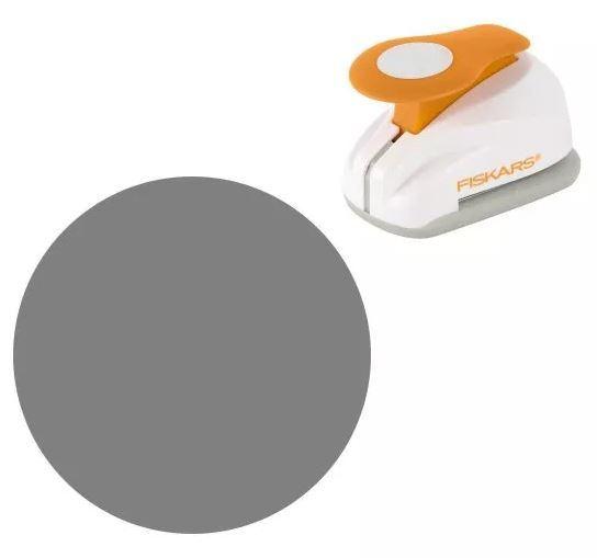 """Fiskars Lever Punch - 1"""" Circle (Medium)"""