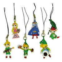 Nintendo: Zelda Figure Mascot Dangler - Blind Bag