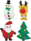 Erase It! Christmas - 4pk