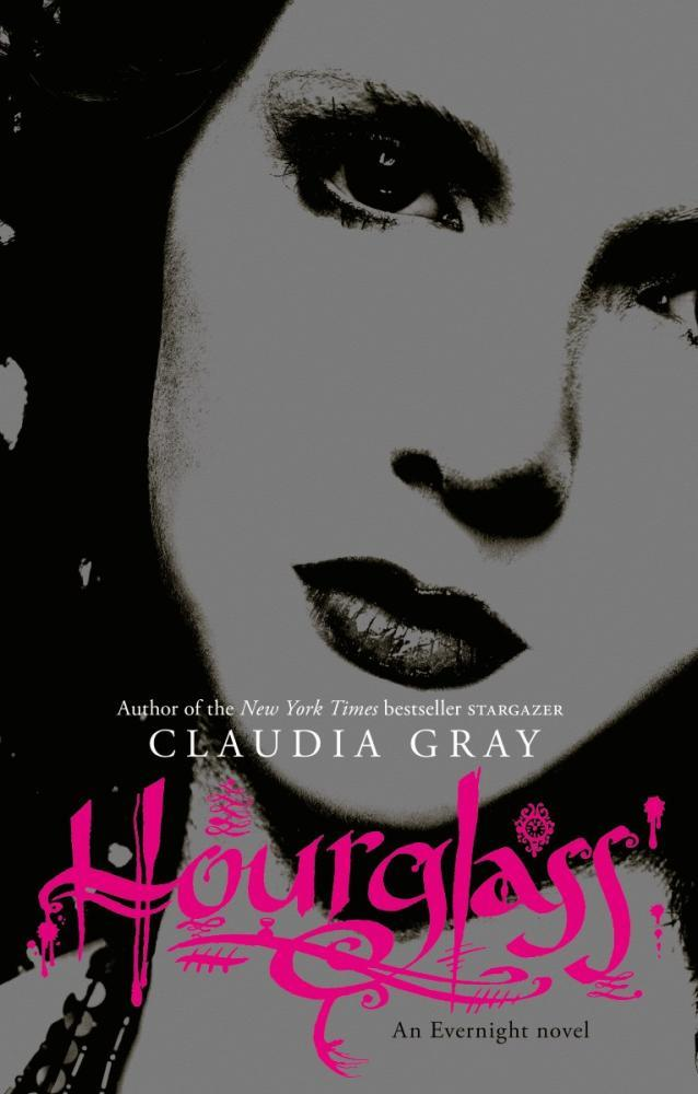 Hourglass (Evernight #3) by Claudia Gray image