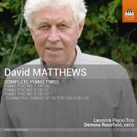 David Matthews: Complete Piano Trios by David Matthews