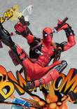 "Marvel: Deadpool ""Breaking the Fourth Wall"" - PVC Figure"