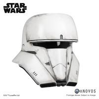Star Wars: Rogue One Imperial Tank Trooper - Helmet Replica