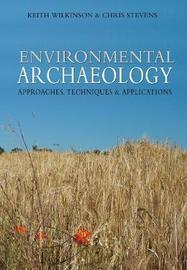 Environmental Archaeology by Keith Wilkinson image