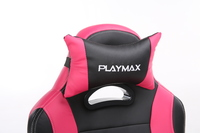 Playmax Gaming Chair Pink and Black for  image