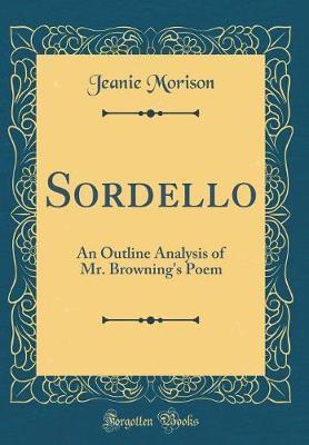 Sordello by Jeanie Morison