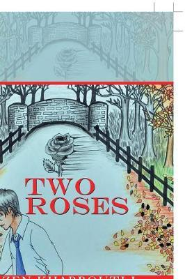 Two Roses by Mazen Kharboutli