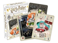 Harry Potter: Playing Card Set - Locations