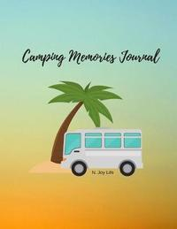 Camping Memories Journal by N Joy Life image