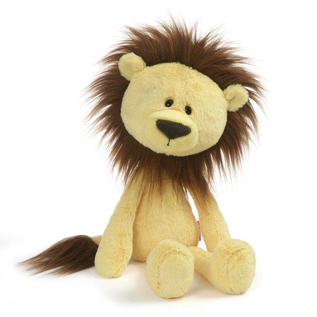 Gund: Toothpick Zane Lion Plush (40cm)