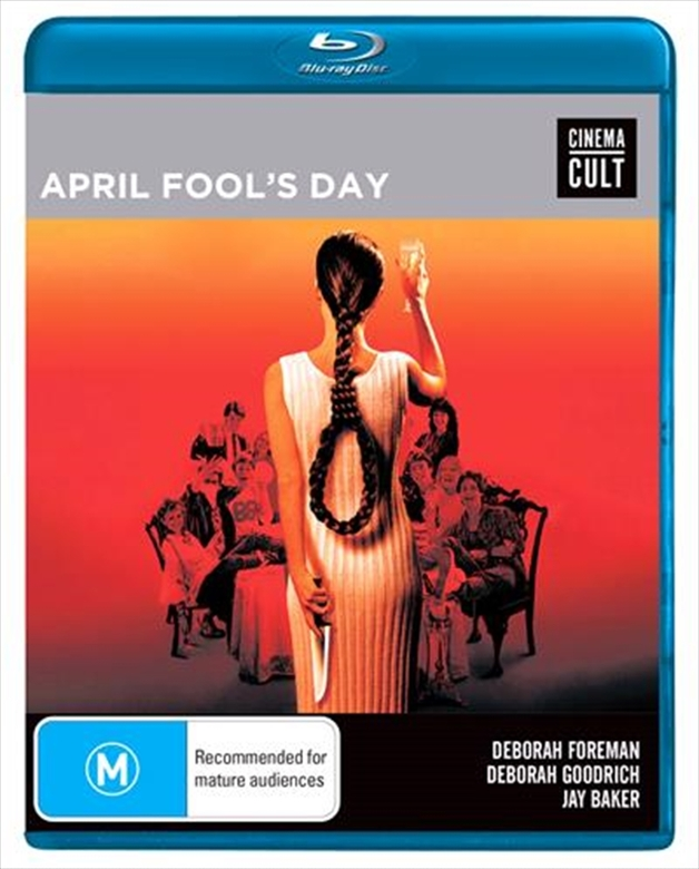 April Fools Day on Blu-ray