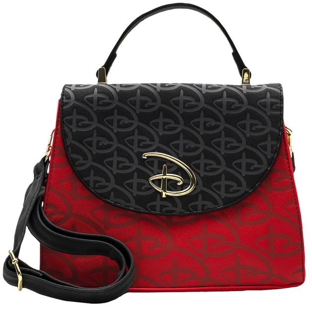 Loungefly: Disney Logo Crossbody Bag