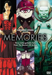 Memories on DVD