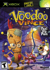 Voodoo Vince for Xbox