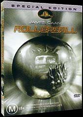 Rollerball Special Edition on DVD