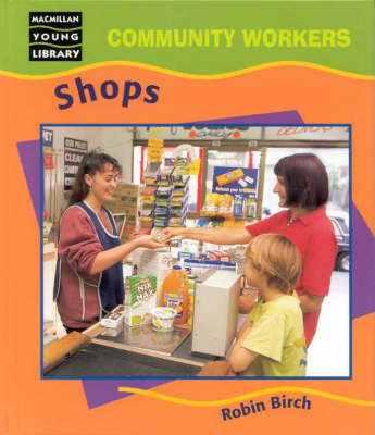Shops -Community Workers by BIRCH