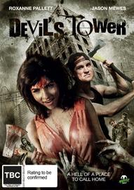 Devil's Tower on DVD