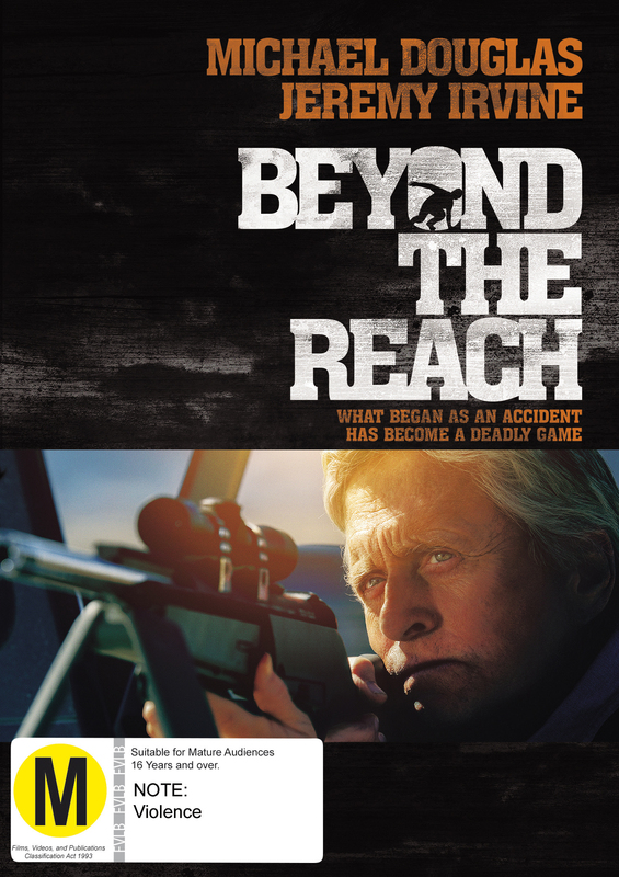 Beyond The Reach on DVD