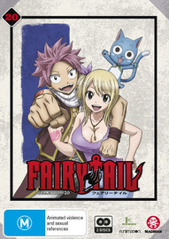 Fairy Tail Collection 20 (eps 227-239) DVD