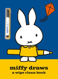 Miffy Draws: Wipe Clean Activity Book by Simon Schuster UK