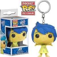 Inside Out - Joy Pocket Pop! Key Chain