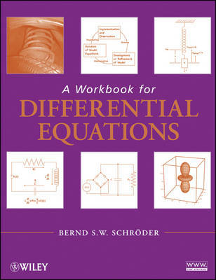 A Workbook for Differential Equations by Bernd S.W. Schroder image