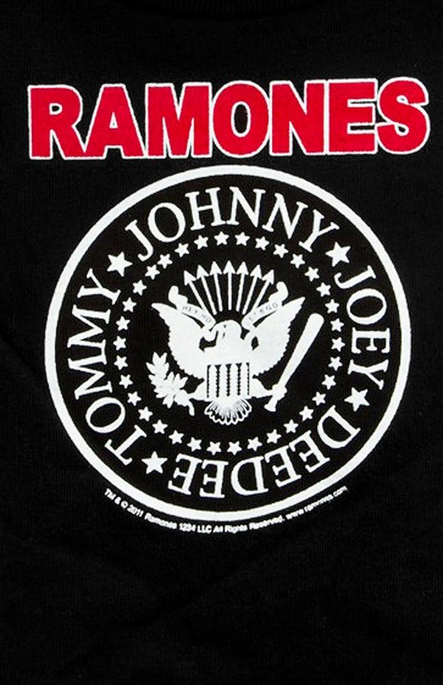 Ramones Logo Kids T-Shirt (5T) image