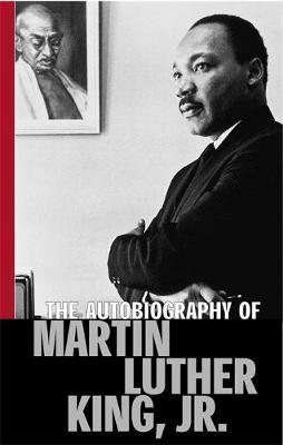 The Autobiography Of Martin Luther King, Jr by Martin Luther King image