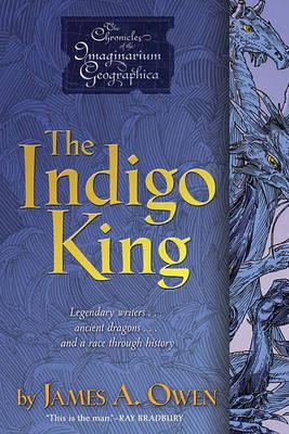 The Indigo King by James A Owen image