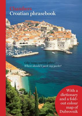 Chambers Croatian Phrasebook by . Chambers image