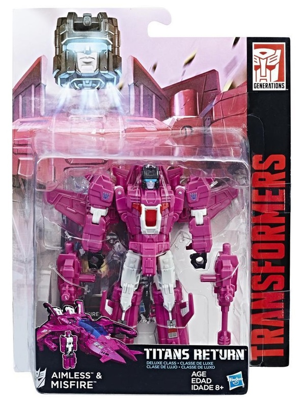 Transformers: Generations - Deluxe - Misfire