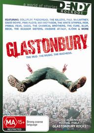 Glastonbury on DVD image