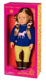 "Our Generation: 18"" Regular Doll - Montana Faye image"