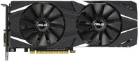 ASUS GeForce Dual RTX 2060 OC Edition 6GB Graphics Card