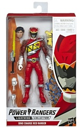 """Power Rangers: Lightning Collection 6"""" Action Figure - Dino Charge Red Ranger image"""