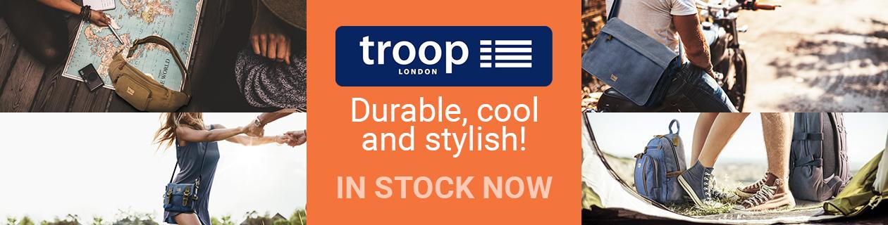 Troop London Huge Range!