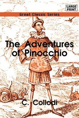 The Adventures of Pinocchio by C Collodi image