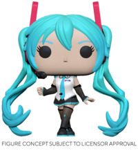 Vocaloid: Hatsune Miku (V4X) - Pop! Vinyl Figure