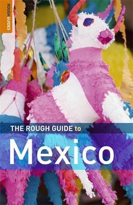 The Rough Guide to Mexico by John Fisher image