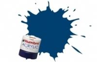 Humbrol Diesel Blue #411 Acrylic 14ml