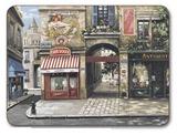 The Village Square Placemats (Set 6)