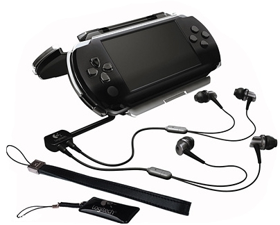 Logitech PlayGear Collection Special Edition for PSP