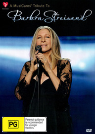 Barbra Streisand Live on DVD