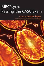 MRCPsych: Passing the CASC Exam by Justin Sauer image