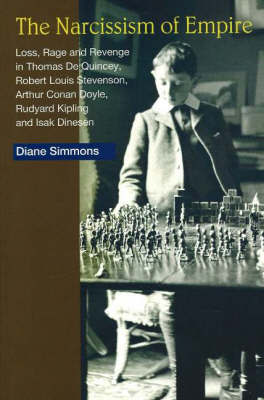 Narcissism of Empire by Diane Simmons